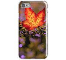 Dreamy Leaf iPhone Case/Skin