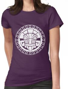 Argonian Symbol Womens Fitted T-Shirt