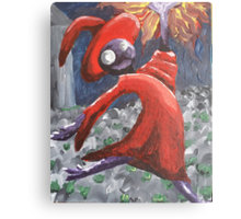 LIL Wizard Canvas Print