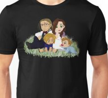 Fullmetal Alchemist Elric Family Chibi Unisex T-Shirt