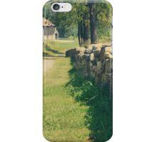 Farm Road iPhone Case/Skin
