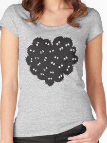 Heart of Soot Women's Fitted Scoop T-Shirt