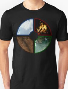 4 traditional Elements T-Shirt