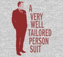 A very well tailored person suit - Hannibal - 2 by FandomizedRose