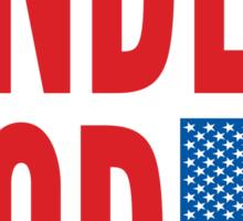 Under God Sticker