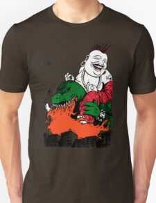 Sit Down and Shut Up Artwork in Color (textless) T-Shirt
