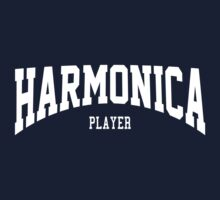 Harmonica Player Kids Clothes