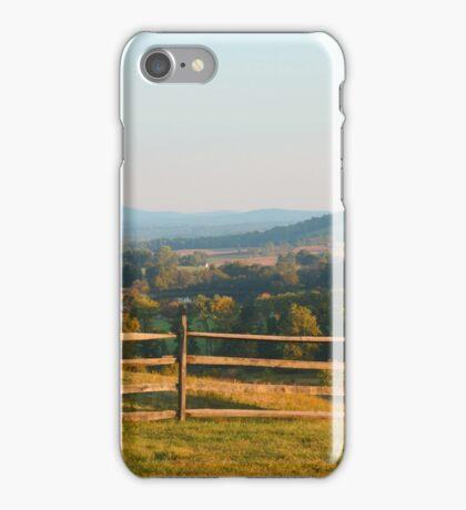 Rustic Hills iPhone Case/Skin