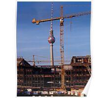 Palast der Republik, Berlin 2006 Poster
