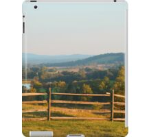 Rustic Hills iPad Case/Skin