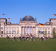 Reichstag, Berlin 2006 by Michel Meijer