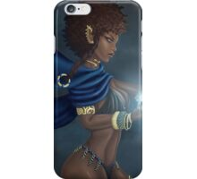 Dark Elf iPhone Case/Skin
