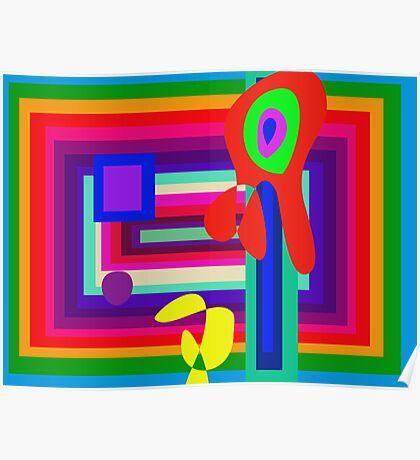 Dream Maze Poster
