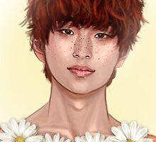 Freckle Jinki case by NIQELS