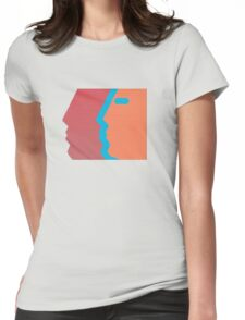 Com Truise, The Decay album cover. Womens Fitted T-Shirt