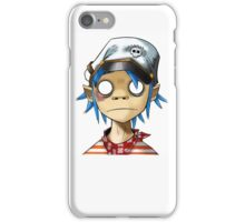 2D, the Fall iPhone Case/Skin