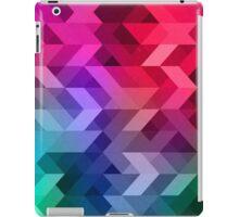 3d Retro iPad Case/Skin