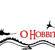The Hobbit - Smaug by arashianemu