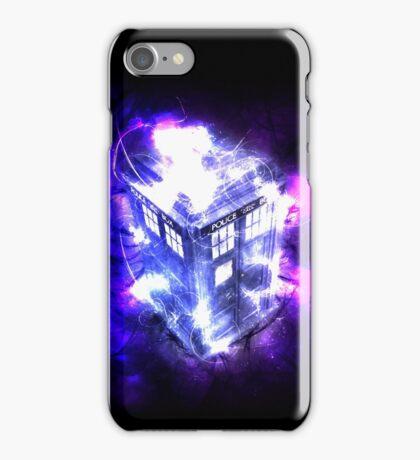 TARDIS! iPhone Case/Skin