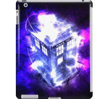 TARDIS! iPad Case/Skin