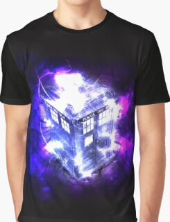 TARDIS! Graphic T-Shirt