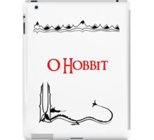 The Hobbit - Smaug 2 iPad Case/Skin