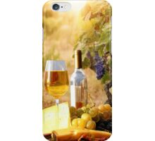 Vineyard Luncheon iPhone Case/Skin
