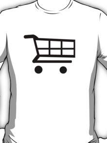E-Commerce Shopping Cart T-Shirt