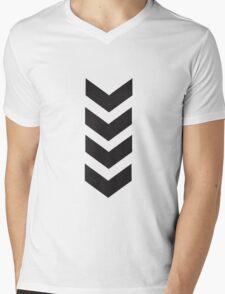 Liam T - 4 Mens V-Neck T-Shirt