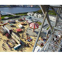 Legenderry Eye View Photographic Print