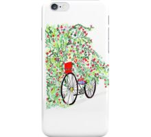 Parisian Summers Day iPhone Case/Skin