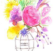 Flower Bomb by FallintoLondon