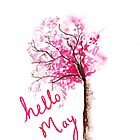 Hello May by FallintoLondon