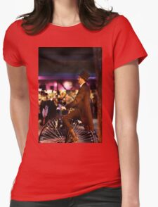 16th Street Surrealism  Womens Fitted T-Shirt