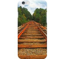 The Road Less Traveled iPhone Case/Skin