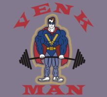 GB - Venk-Man Gym Shirt Kids Clothes