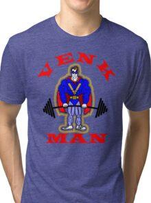 GB - Venk-Man Gym Shirt Tri-blend T-Shirt