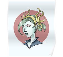 Priestess of Dagon Poster
