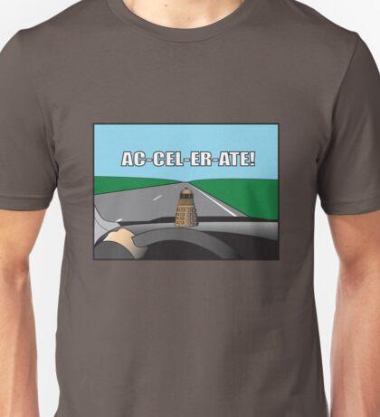 ACCELERATE! Unisex T-Shirt
