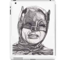 The Bat iPad Case/Skin