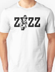 Zyzz Black and White T-Shirt