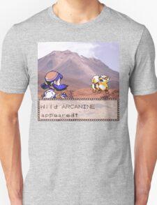 Arcanine Encounter Unisex T-Shirt