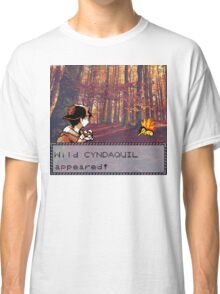 Cyndaquil Encounter Classic T-Shirt