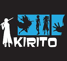 Kirito by Michi Donaho