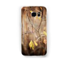 Silence of the Leaves Samsung Galaxy Case/Skin