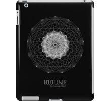 holoFlower - Generative Design iPad Case/Skin