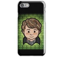 Watson iPhone Case/Skin