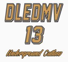 DLEDMV - Underground Outlaw One Piece - Short Sleeve