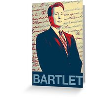 Bartlet Hope Greeting Card