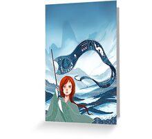 Banner Saga Greeting Card